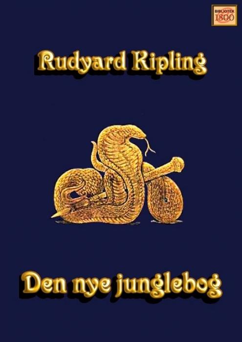 rudyard kipling – Den nye junglebog (e-bog) på bogreolen.dk
