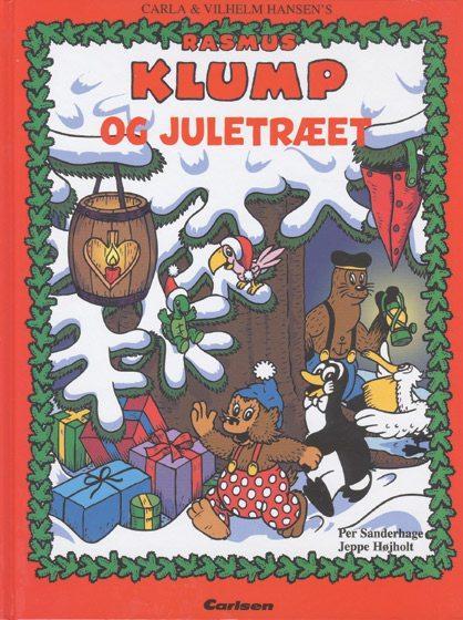 Rasmus klump og juletræet (lydbog) fra vilh. hansen på bogreolen.dk