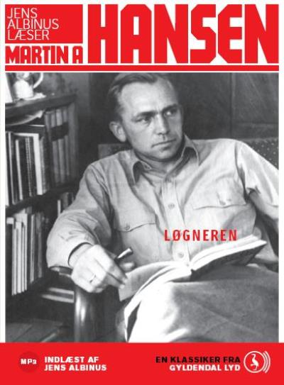 martin a. hansen – Løgneren (lydbog) fra bogreolen.dk