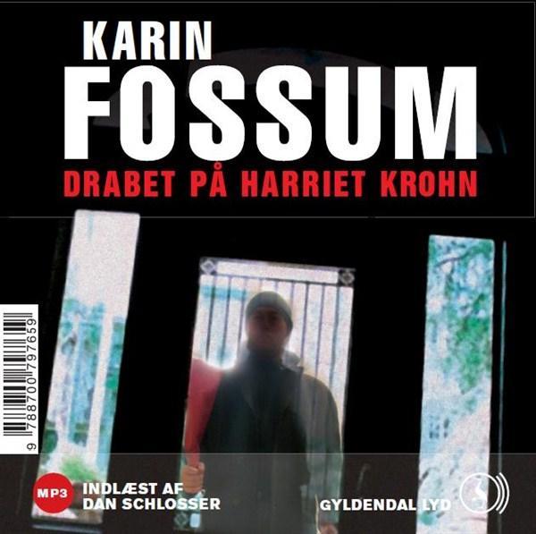 karin fossum – Drabet på harriet krohn (lydbog) fra bogreolen.dk