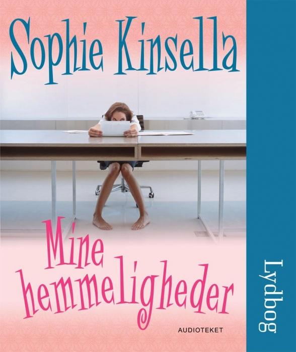 sophie kinsella Mine hemmeligheder (lydbog) fra bogreolen.dk