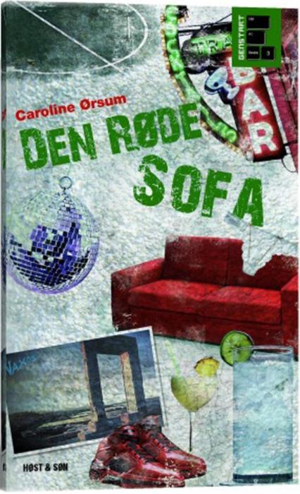 Den røde sofa (e-bog) fra caroline ørsum på bogreolen.dk