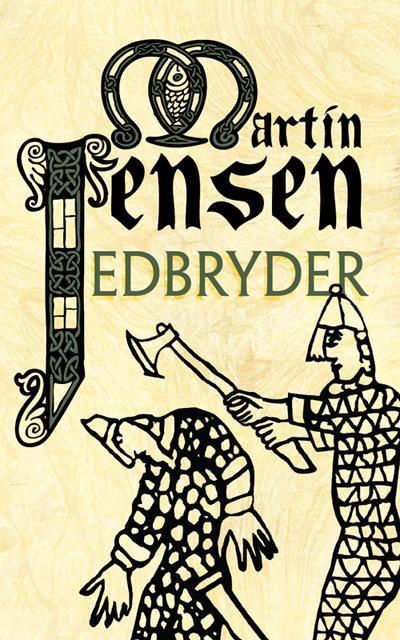 martin jensen – Edbryder (lydbog) på bogreolen.dk