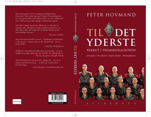 Til det yderste - rekrut i fremmedlegionen (lydbog) fra peter hovmand fra bogreolen.dk
