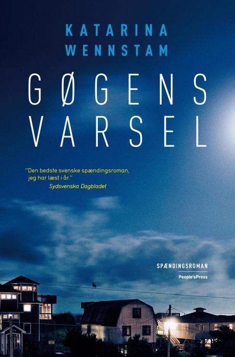 katarina wennstam – Gøgens varsel (e-bog) på bogreolen.dk