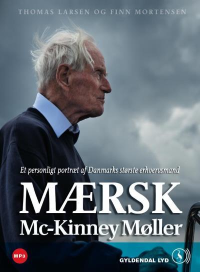 finn mortensen – Mærsk mc-kinney møller (lydbog) fra bogreolen.dk