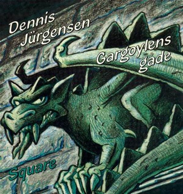 dennis jürgensen – Gargoylens gåde (lydbog) på bogreolen.dk
