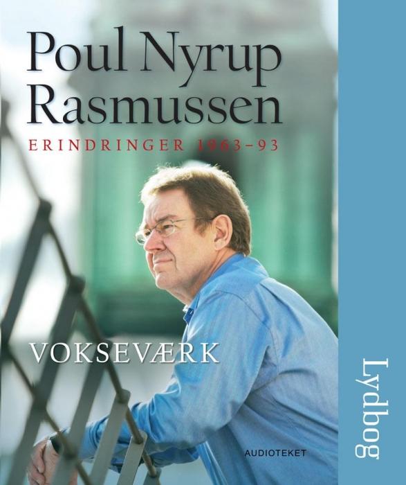 Vokseværk (lydbog) fra poul nyrup rasmussen på bogreolen.dk