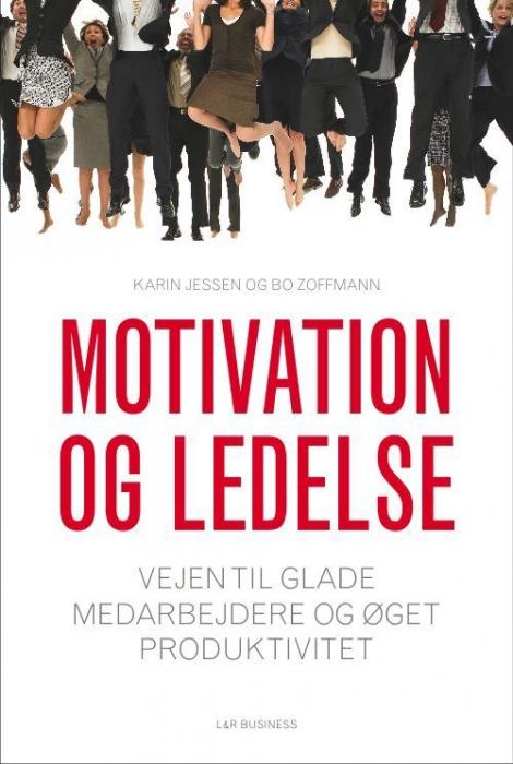 karin jessen Motivation og ledelse (e-bog) på tales.dk