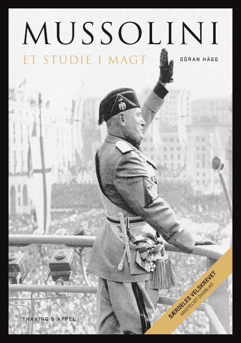Mussolini (e-bog) fra göran hägg fra bogreolen.dk