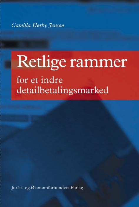 camilla hørby jensen Retlige rammer (e-bog) på tales.dk
