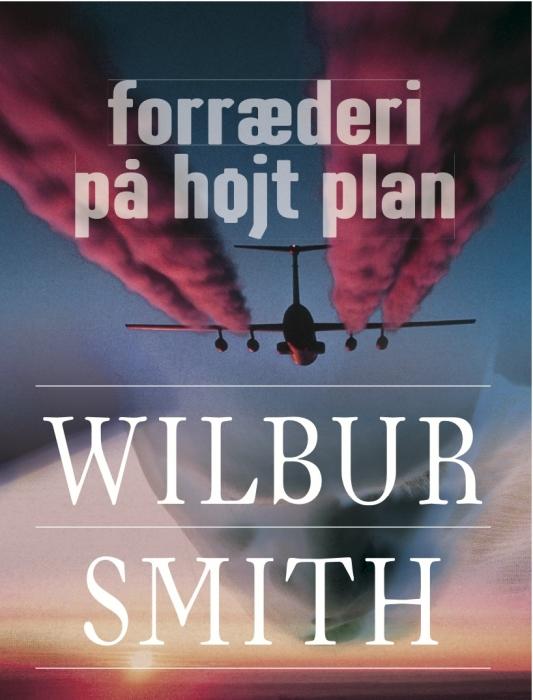 Image of   Forræderi på højt plan (E-bog)