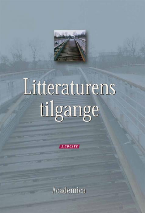 Image of   Litteraturens tilgange (E-bog)