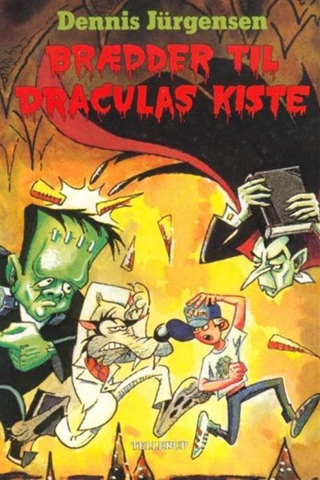 dennis jürgensen – Brædder til draculas kiste (lydbog) fra bogreolen.dk