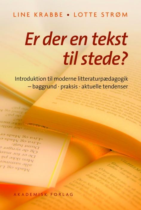 line krabbe – Er der en tekst til stede? (e-bog) på bogreolen.dk