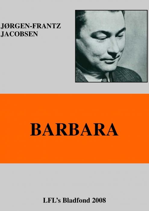 jørgen-frantz jacobsen – Barbara (e-bog) fra bogreolen.dk