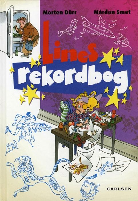 morten dür Lines rekordbog (e-bog) på bogreolen.dk