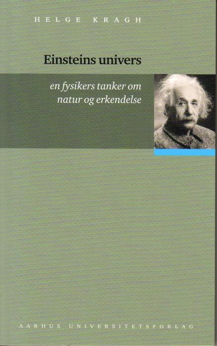 helge kragh – Einsteins univers (e-bog) fra tales.dk
