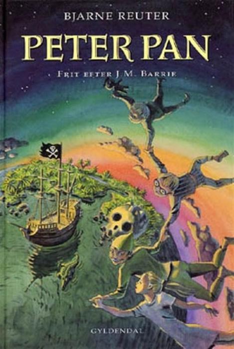 bjarne reuter – Peter pan (lydbog) fra bogreolen.dk