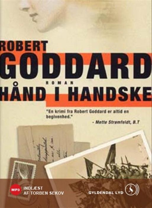 robert goddard Hånd i handske. (lydbog) fra tales.dk