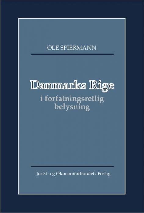 danmarks rige (e-bog) fra ole spiermann