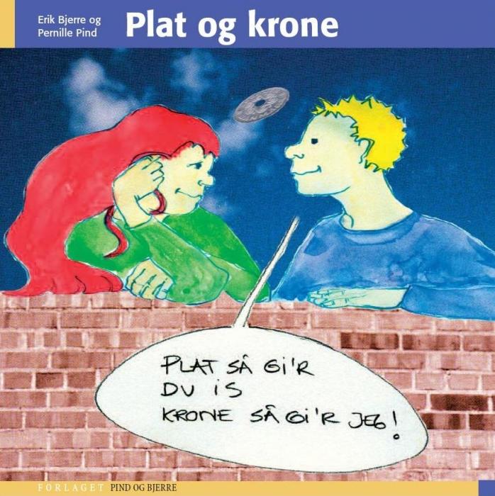 pernille pind Plat og krone (e-bog) fra bogreolen.dk