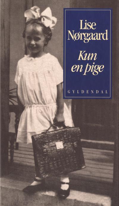 lise nørgaard Kun en pige (lydbog) på bogreolen.dk