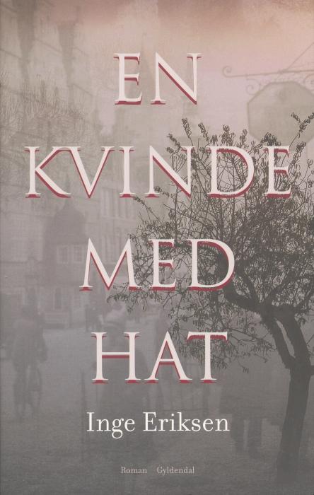 en kvinde med hat (e-bog) fra inge eriksen