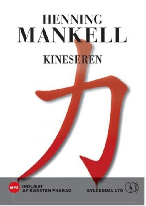 henning mankell Kineseren (lydbog) fra bogreolen.dk