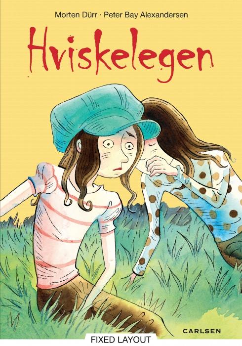 morten dürr Hviskelegen (e-bog) på bogreolen.dk