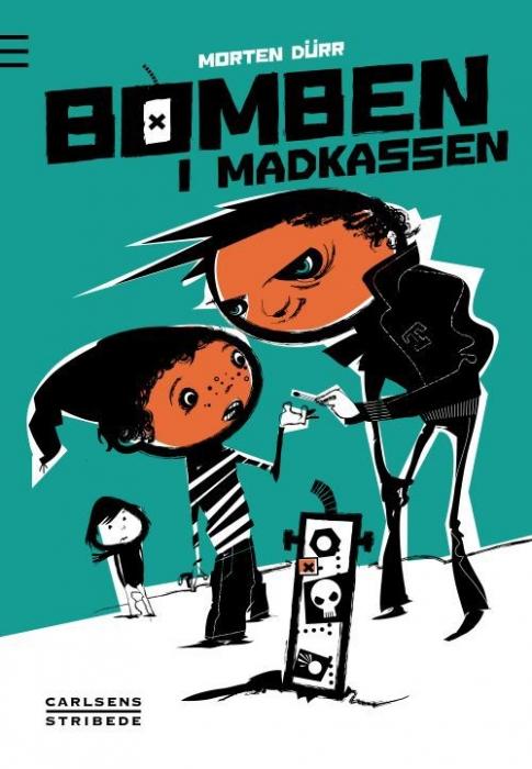Bomben i madkassen (e-bog) fra morten dür fra bogreolen.dk