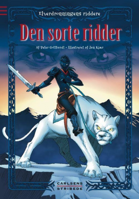 Elverdronningens riddere 5: den sorte ridder (lydbog) fra peter gotthardt fra bogreolen.dk