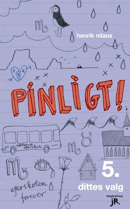 henrik nilaus Pinligt 5 - dittes valg (e-bog) på bogreolen.dk