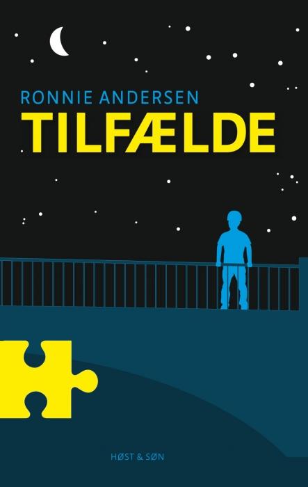 ronnie andersen Tilfælde (e-bog) fra bogreolen.dk