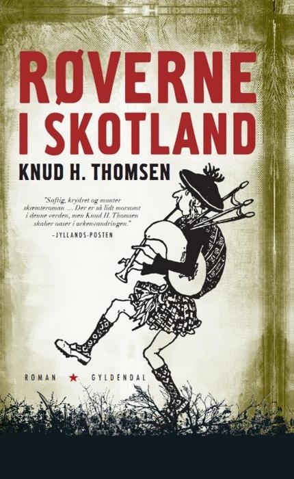 Røverne i skotland (e-bog) fra knud h. thomsen fra bogreolen.dk