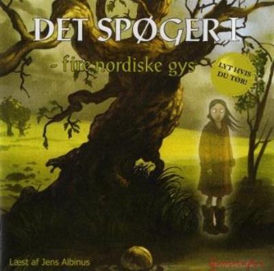 Image of Det spøger I - fire nordiske gys (Lydbog)