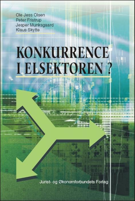 ole jess olsen – Konkurrence i elsektoren? (e-bog) på bogreolen.dk