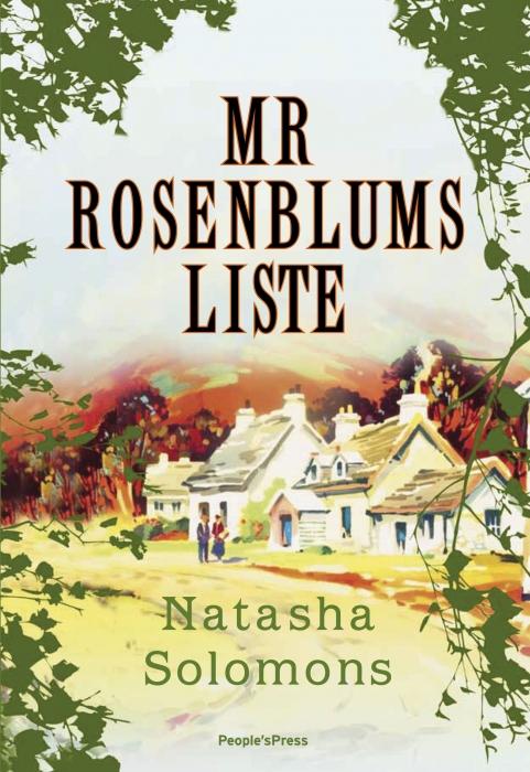natascha solomons – Mr. rosenblums liste (e-bog) fra bogreolen.dk