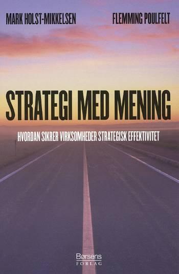 flemming poulfelt Strategi med mening (e-bog) fra bogreolen.dk