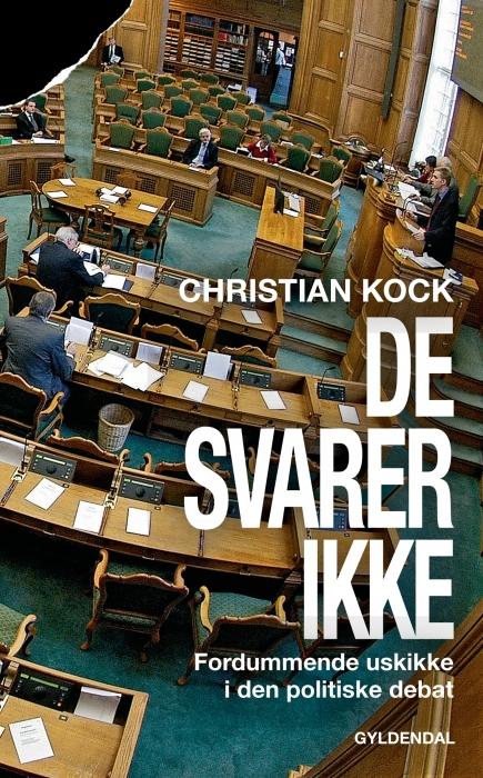 De svarer ikke (e-bog) fra christian kock fra bogreolen.dk