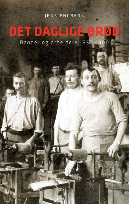 jens engberg – Det daglige brød (e-bog) fra bogreolen.dk