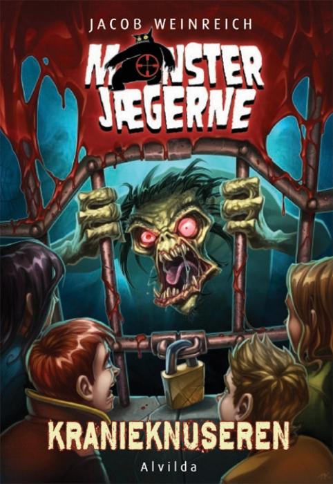 Monsterjægerne - kranieknuseren (e-bog) fra jacob weinreich på bogreolen.dk