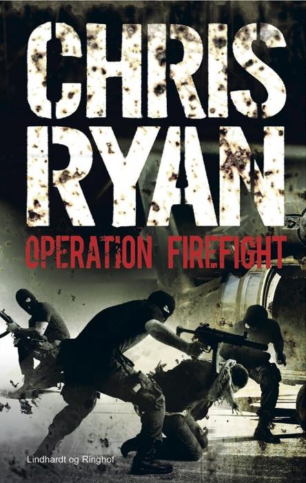 operation firefight (e-bog) fra chris ryan