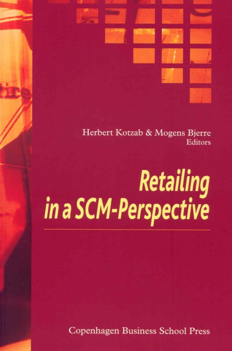 herbert kotzab – Retailing in a scm-perspective (e-bog) fra bogreolen.dk