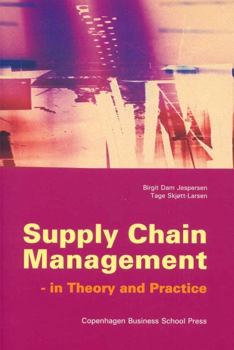 tage skjøtt-larsen – Supply chain management (e-bog) fra bogreolen.dk
