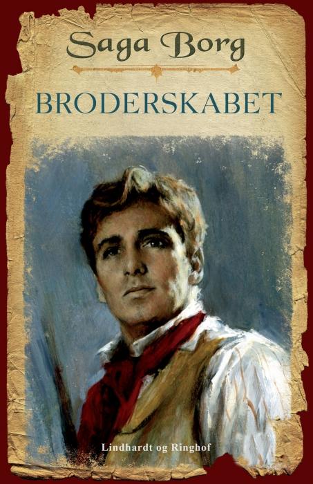 Broderskabet (e-bog) fra saga borg fra bogreolen.dk