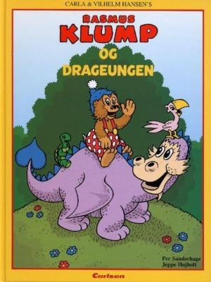 Rasmus klump og drageungen (lydbog) fra vilh. hansen på bogreolen.dk