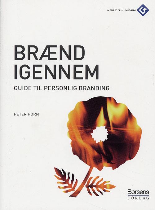 Brænd igennem (e-bog) fra peter horn fra bogreolen.dk