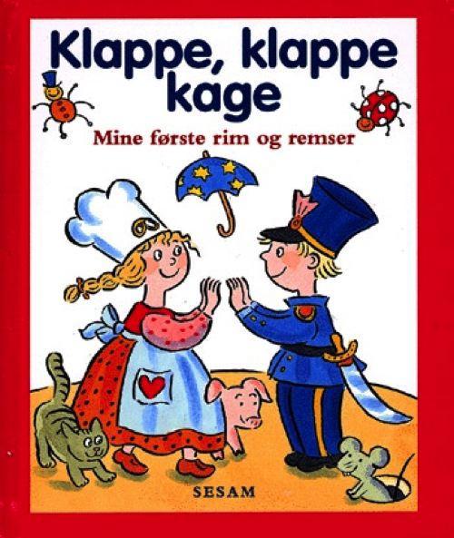 rina dahlerup – Klappe klappe kage (e-bog) på bogreolen.dk