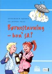 Image of   Børnestavning - hva så? (E-bog)